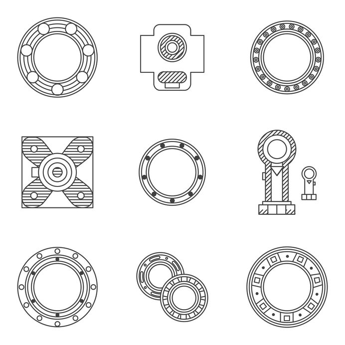 ProSource carries and distributes a vast range of bearing types suitable for all different applications across all industries.