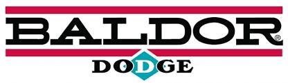 Baldor Dodge Gearbox logo.
