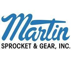 Martin gear logo